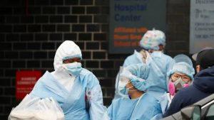 Trump calls World Health Organization a 'puppet of China'