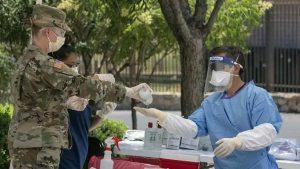 US tops 90,000 coronavirus deaths, 1.5 million cases