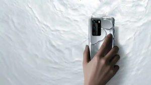 Future Huawei phones may feature all-screen fingerprint sensor, in-display camera