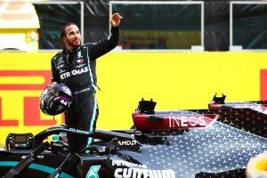 Formula 1: Hamilton set to equal Schumacher's record 91 wins