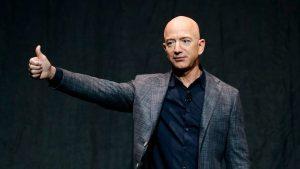 Amazon founder Jeff Bezos to take first Blue Origin flight into space