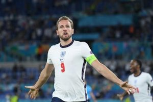 Football: Kane leads England past Ukraine and into Euro 2020 semi-finals