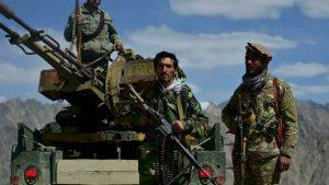 Taliban battle for final holdout province of Panjshir